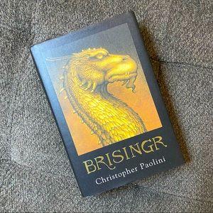Brisingr Hardcover Novel, Book 3